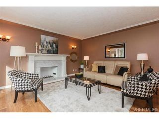 Photo 4: 4445 Pimlott Pl in VICTORIA: SW Royal Oak House for sale (Saanich West)  : MLS®# 724407