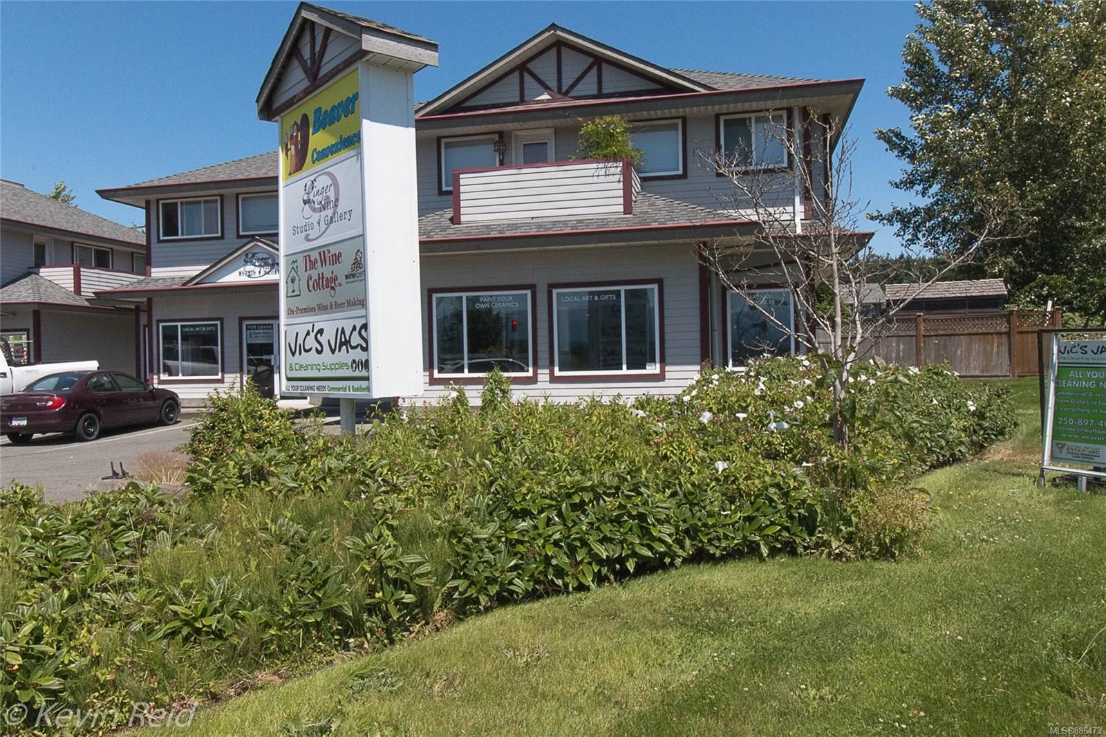 Main Photo: 311 130 Centennial Dr in : CV Courtenay East Retail for lease (Comox Valley)  : MLS®# 886473