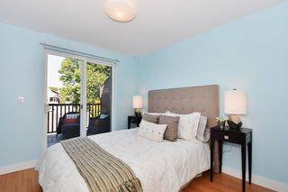 """Photo 15: 25 W 15TH Avenue in Vancouver: Mount Pleasant VW Townhouse for sale in """"CAMBIE VILLAGE"""" (Vancouver West)  : MLS®# R2065809"""