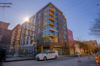 """Photo 2: 205 150 E CORDOVA Street in Vancouver: Downtown VE Condo for sale in """"INGASTOWN"""" (Vancouver East)  : MLS®# R2242692"""