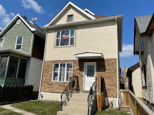 Main Photo: 373 Stella Avenue in Winnipeg: North End Residential for sale (4A)  : MLS®# 202109313