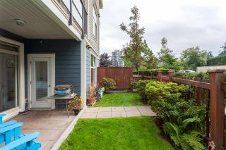 "Photo 17: 107 275 ROSS Drive in New Westminster: Fraserview NW Condo for sale in ""THE GROVE"" : MLS®# R2209601"