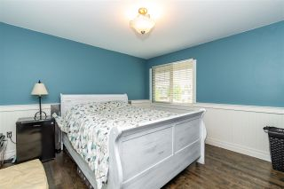 """Photo 23: 28 5960 COWICHAN Street in Chilliwack: Vedder S Watson-Promontory Townhouse for sale in """"QUARTERS WEST"""" (Sardis)  : MLS®# R2580824"""