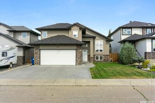 Photo 1: 1410 Willowgrove Court in Saskatoon: Willowgrove Residential for sale : MLS®# SK866330