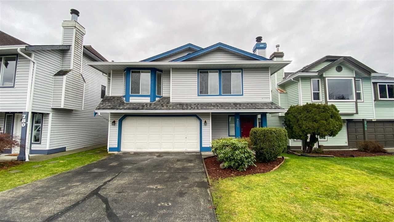Main Photo: 786 EVANS Place in Port Coquitlam: Riverwood House for sale : MLS®# R2527527
