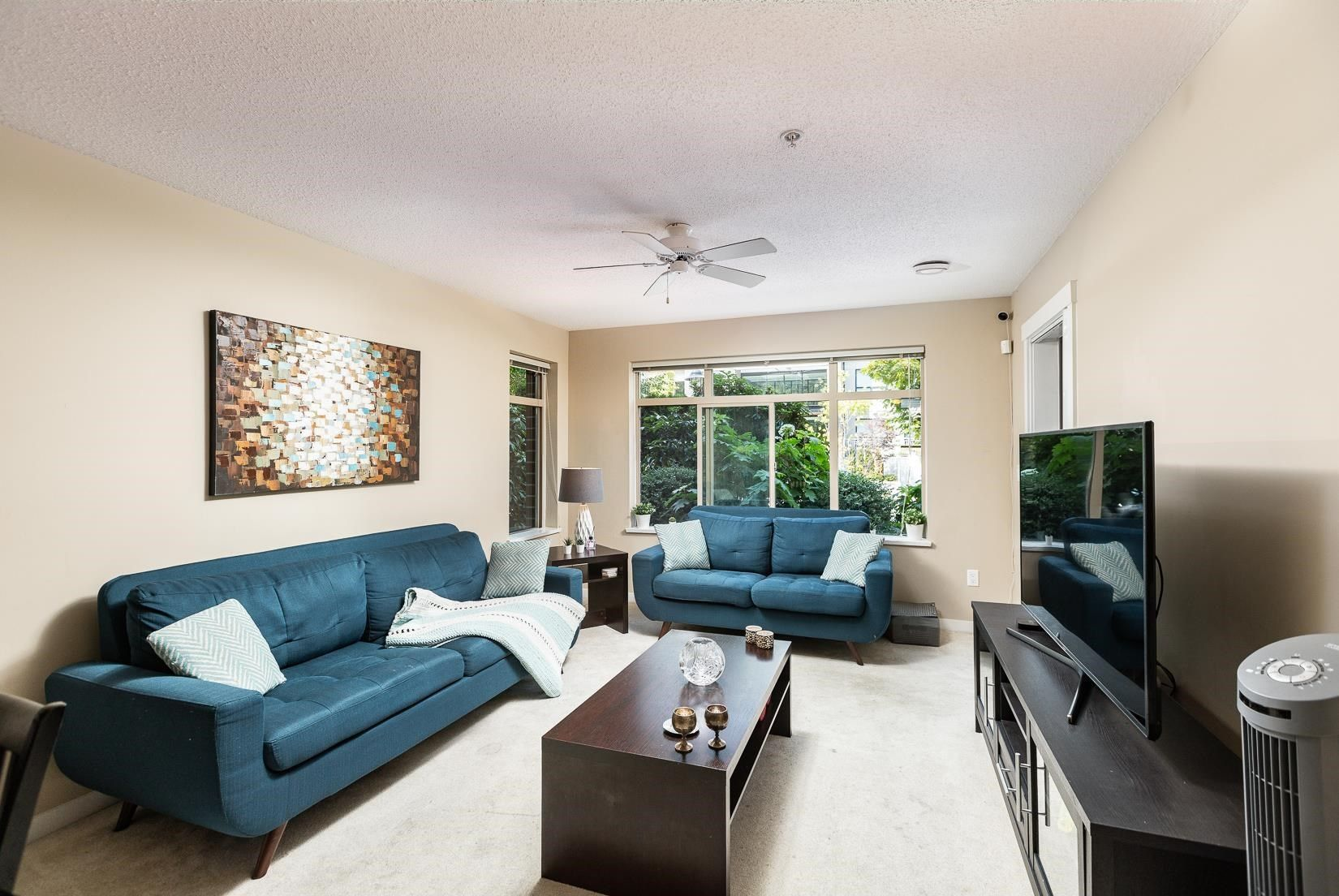 """Main Photo: 131 9288 ODLIN Road in Richmond: West Cambie Condo for sale in """"MERIDIAN GATE"""" : MLS®# R2601472"""
