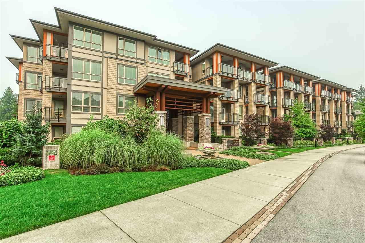 """Main Photo: 120 3399 NOEL Drive in Burnaby: Sullivan Heights Condo for sale in """"CAMERON"""" (Burnaby North)  : MLS®# R2498980"""