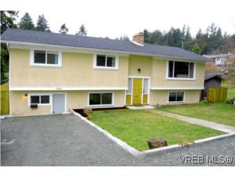 Main Photo: 3536 Wishart Rd in VICTORIA: Co Latoria House for sale (Colwood)  : MLS®# 494985