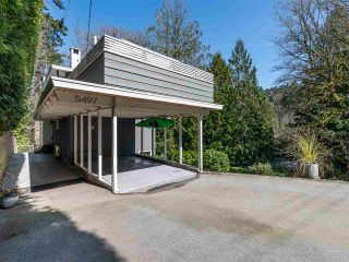 Photo 3: 5497 GREENLEAF Road in West Vancouver: Eagle Harbour House for sale : MLS®# R2559924