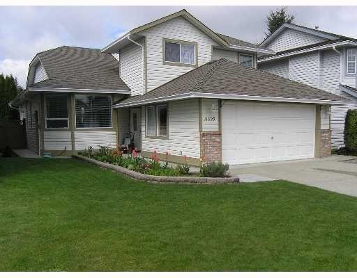 Main Photo: 11623 MILLER Street in Maple Ridge: Southwest Maple Ridge House for sale : MLS®# V642973