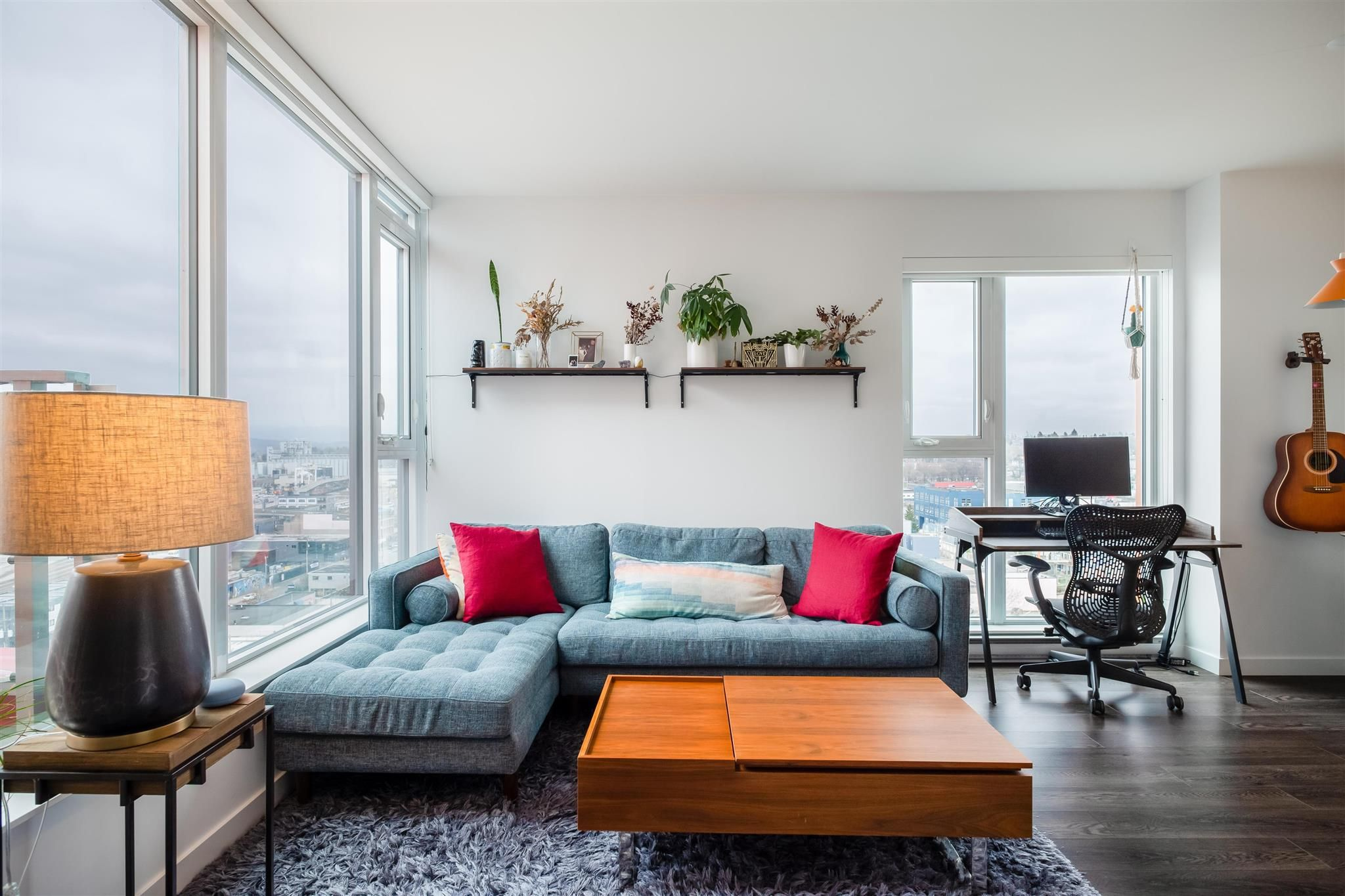 """Main Photo: PH4 983 E HASTINGS Street in Vancouver: Strathcona Condo for sale in """"STRATHCONA VILLAGE"""" (Vancouver East)  : MLS®# R2603443"""