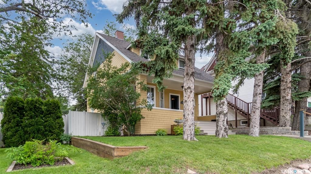 Main Photo: 1118 Main Street North in Moose Jaw: Central MJ Residential for sale : MLS®# SK860440