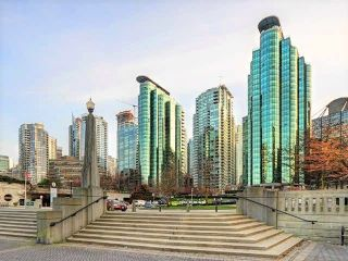"""Photo 1: 1806 588 BROUGHTON Street in Vancouver: Coal Harbour Condo for sale in """"Harbourside Park"""" (Vancouver West)  : MLS®# R2273882"""