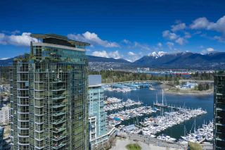Photo 1: 2806 1328 W PENDER STREET in Vancouver: Coal Harbour Condo for sale (Vancouver West)  : MLS®# R2156553