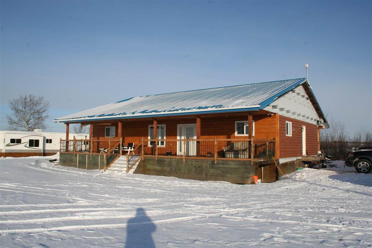 Main Photo: 59429 RR 163: Rural Smoky Lake County House for sale : MLS®# E4226445