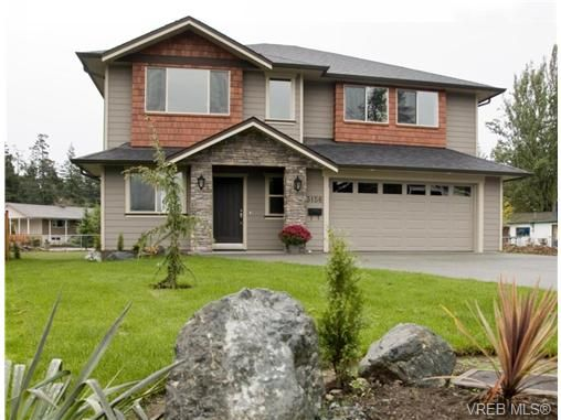 Main Photo: 3156 Woodend pl in Victoria: Co Wishart South Residential for sale (Colwood)