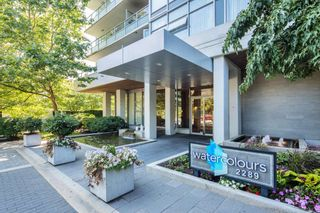 "Photo 2: 1107 2289 YUKON Crescent in Burnaby: Brentwood Park Condo for sale in ""WATERCOLORS"" (Burnaby North)  : MLS®# R2308103"