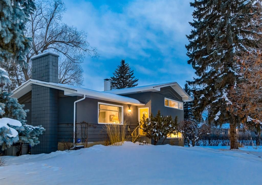 Main Photo: 132 CHINOOK Drive SW in Calgary: Chinook Park Detached for sale : MLS®# A1071205