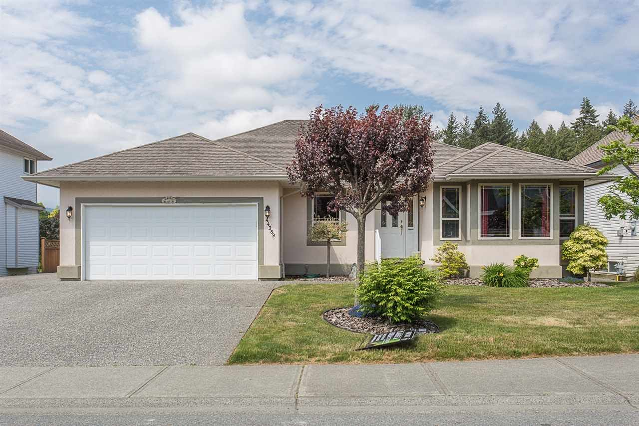 "Main Photo: 44389 ELSIE Place in Chilliwack: Sardis West Vedder Rd House for sale in ""Petersburg"" (Sardis)  : MLS®# R2564238"