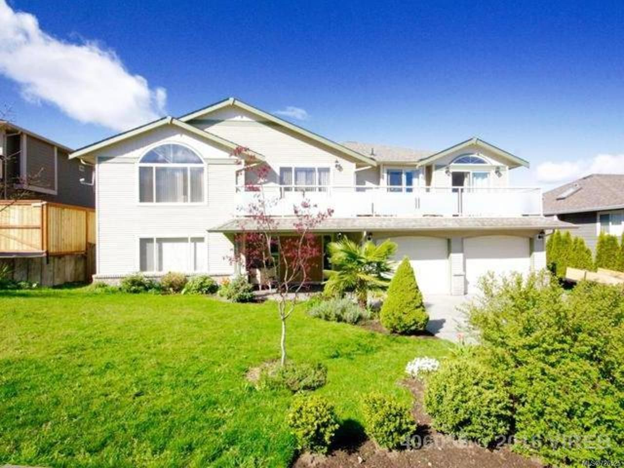 Main Photo: 355 Weaver Rd in NANAIMO: Na University District House for sale (Nanaimo)  : MLS®# 726525