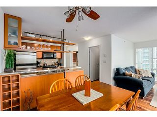 """Photo 4: 1106 1495 RICHARDS Street in Vancouver: Yaletown Condo for sale in """"AZURA II"""" (Vancouver West)  : MLS®# V1068799"""