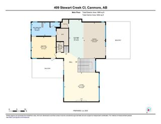 Photo 46: 409 Stewart Creek Close: Canmore Detached for sale : MLS®# A1019555