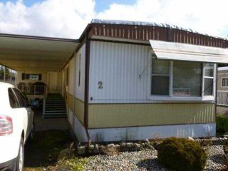 """Photo 3: 2 15875 20 Avenue in Surrey: King George Corridor Manufactured Home for sale in """"Searidge Bay"""" (South Surrey White Rock)  : MLS®# F1317451"""