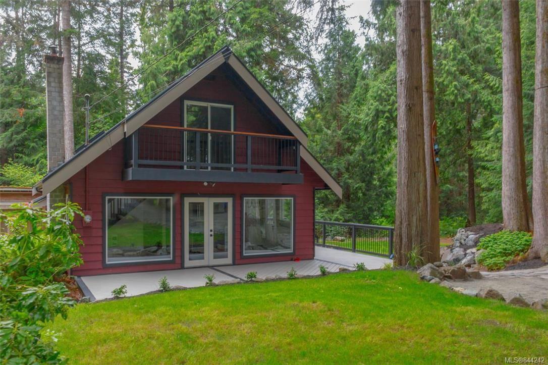 Main Photo: 2680 Sunny Glades Lane in Shawnigan Lake: ML Shawnigan House for sale (Malahat & Area)  : MLS®# 844242