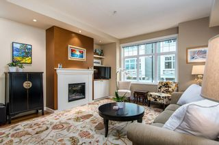"Photo 2: 3850 WELWYN Street in Vancouver: Victoria VE Townhouse for sale in ""Stories"" (Vancouver East)  : MLS®# R2136564"