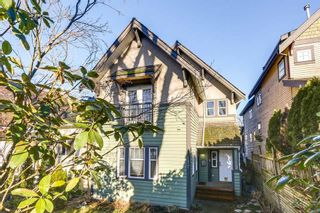 Photo 1: 1827 7TH AVENUE in Vancouver East: Home for sale : MLS®# R2133768