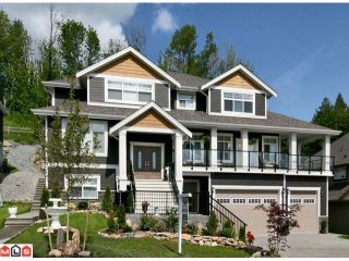 Photo 1: 36537 CARNARVON Court in Abbotsford: Abbotsford East House for sale : MLS®# F1020525