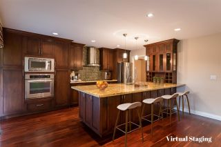 """Photo 4: 12 5201 OAKMOUNT Crescent in Burnaby: Oaklands Townhouse for sale in """"Hartlands on Deerlake"""" (Burnaby South)  : MLS®# R2407575"""