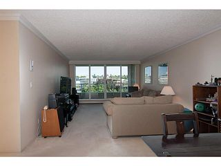 """Photo 6: 808 522 MOBERLY Road in Vancouver: False Creek Condo for sale in """"Discovery Quay"""" (Vancouver West)  : MLS®# V1066729"""