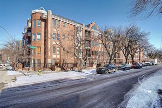 Photo 1: 110 838 19 Avenue SW in Calgary: Lower Mount Royal Apartment for sale : MLS®# A1073517