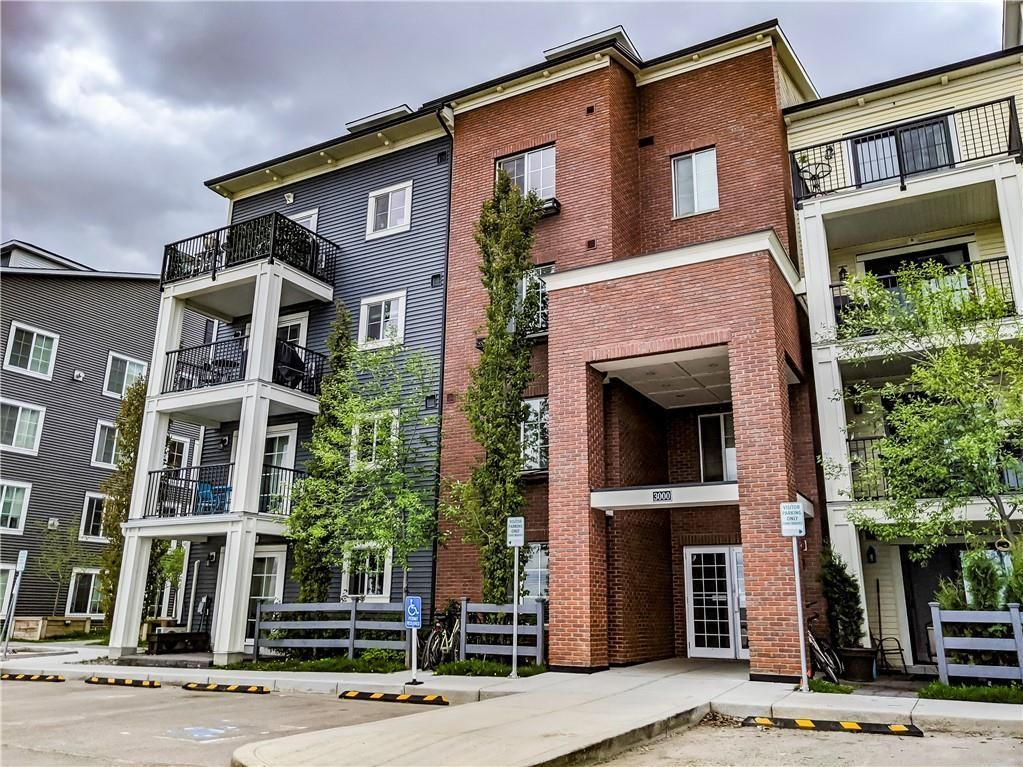 Main Photo: 3212 755 Copperpond Boulevard SE in Calgary: Copperfield Apartment for sale : MLS®# A1128215