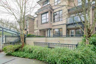 """Photo 2: 8 1863 WESBROOK Mall in Vancouver: University VW Townhouse for sale in """"ESSE"""" (Vancouver West)  : MLS®# R2329957"""
