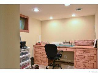 Photo 14: 589 Gareau Street in WINNIPEG: St Boniface Residential for sale (South East Winnipeg)  : MLS®# 1525303
