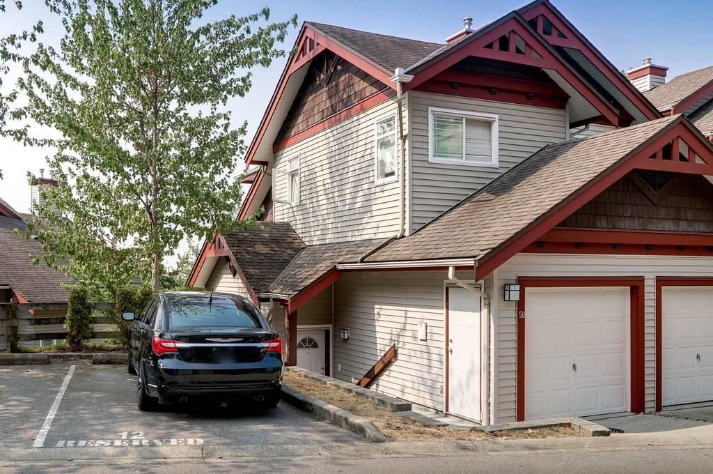 Main Photo: 50 15 FOREST PARK WAY in : Heritage Woods PM Townhouse for sale : MLS®# R2207999