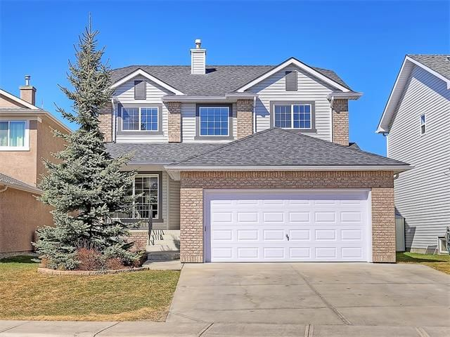 Main Photo: 188 WENTWORTH Close SW in Calgary: West Springs House for sale : MLS®# C4005131