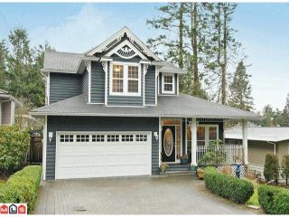 """Photo 1: 12736 15TH Avenue in Surrey: Crescent Bch Ocean Pk. House for sale in """"1001 Steps"""" (South Surrey White Rock)  : MLS®# F1103924"""