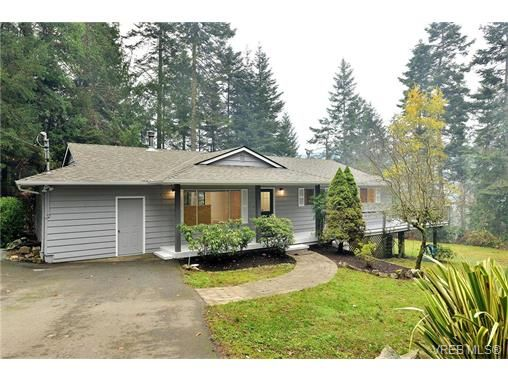 Main Photo: 9245 Hartfell Rd in NORTH SAANICH: NS Ardmore House for sale (North Saanich)  : MLS®# 745864