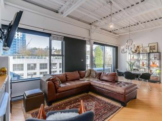 """Photo 6: 511 549 COLUMBIA Street in New Westminster: Downtown NW Condo for sale in """"C2C LOFTS"""" : MLS®# R2129468"""