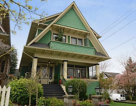 Main Photo: 1504 Graveley Street in Vancouver: Grandview VE House for sale (Vancouver East)  : MLS®# V1056766