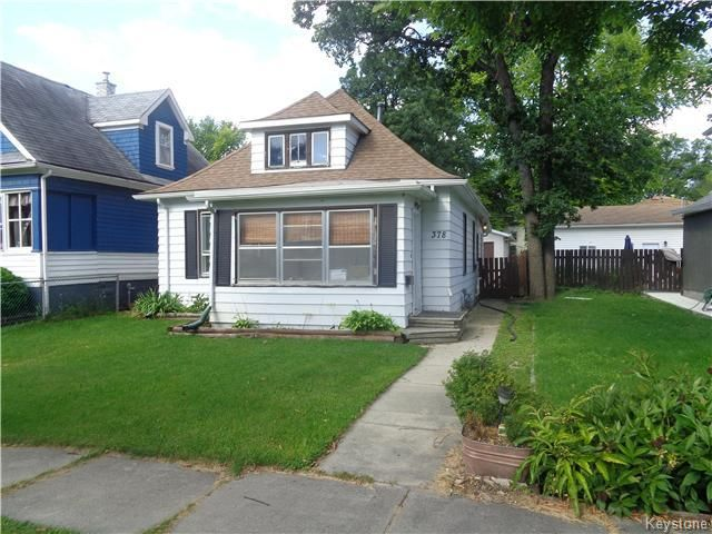 FEATURED LISTING: 378 Albany Street Winnipeg