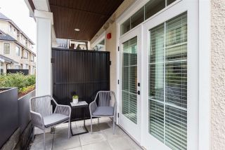 """Photo 17: 334 W 62ND Avenue in Vancouver: Marpole Townhouse for sale in """"Residence on Winona Park"""" (Vancouver West)  : MLS®# R2167442"""