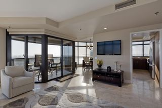 Photo 7: DOWNTOWN Condo for sale : 2 bedrooms : 200 Harbor Dr #2402 in San Diego