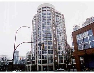 """Photo 1: 205 488 HELMCKEN Street in Vancouver: Downtown VW Condo for sale in """"ROBINSON TOWER"""" (Vancouver West)  : MLS®# V769020"""