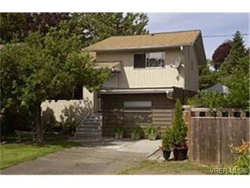 Main Photo:  in VICTORIA: SE Cedar Hill Half Duplex for sale (Saanich East)  : MLS®# 438729