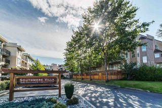 Main Photo: 309 1860 E SOUTHMERE CRESCENT in Surrey: Sunnyside Park Surrey Condo for sale (South Surrey White Rock)  : MLS®# R2208498
