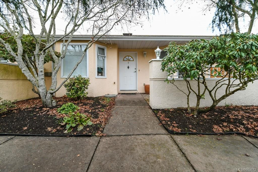 Main Photo: 8 50 Anderton Ave in : CV Courtenay City Row/Townhouse for sale (Comox Valley)  : MLS®# 863172